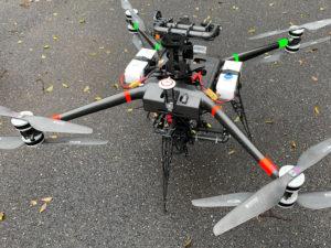 UAVレーザキャリブレーション